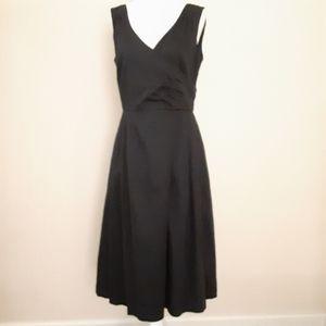 Isaac Mizrahi Target Classic Black Dress Sz 10